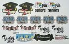 17 Senior 2019 stickers for planners scrapbook gift graduation diploma prom