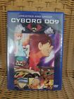 Cyborg 009 Uncut and Unedited episodes 1 8 DVD 2004 2 Disc Set Widescreen