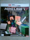 Mincraft New Nintendo 3DS edition Thick Display Poster Advertisement 20 x 28
