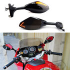 MOTORCYCLE LED TURN SIGNALS MIRRORS FOR DUCATI ST2 ST3 ST3S ST4 ST4S 1997-2007