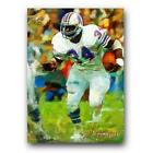 Earl Campbell #8 Sketch Card Limited 5/50 Edward Vela Signed