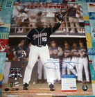 San Diego Padres TONY GWYNN signed autographed 16x20 PSA DNA Final Game Cap Tip