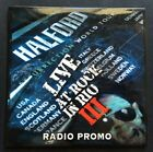 Halford ‎– Resurrection World Tour - Live At Rock In Rio III (Radio Promo) CD