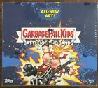 2017 Topps Garbage Pail Kids Battle of the Bands Factory Sealed Hobby Box