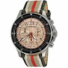 Burberry BU7600 Endurance Chronograph Men's Watch Brand new WIth Tags