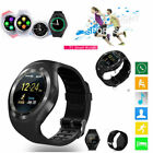 Sport Man Bluetooth Smart Watch Phone Mate For Android IOS iPhone Samsung LG HTC