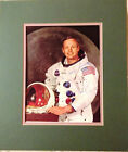 NEIL ARMSTRONG AUTHENTICALLY AUTOGRAPHED NASA 8x10 COLOR PHOTO