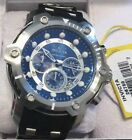 New Invicta Bolt Chronograph 51mm Watch Blue Dial 26750