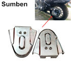 Rear Wheel Guard Axle Cover for Honda Steed Shadow 400/600 VT600 VLX400 VLX600