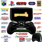 Nvidia Shield Portable Hyperspin 128gb Retro Gaming Edition Includes Case