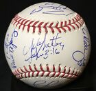 2018 St. Louis Cardinals Team Signed OML Baseball Martinez, DeJong, Carpenter