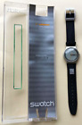 RARE Swatch Special GM714 Lufthansa Millennium Edition *NEW with CASE and COVER*