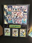 Green Bay Packes Plaque With Wood Backing