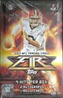 2014 Topps Fire Factory Sealed Football Hobby Box Jimmy Garoppolo AUTO ?