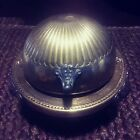 Antique Silver Plated Butter Dish F B Rogers Silver Co 273 - 1883