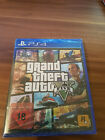 Grand Theft Auto V für PlayStatio 4 NEU! FACTORY SEALED!