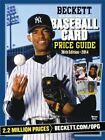USED (VG) Beckett Baseball Card Price Guide 2014: The #1 Authority on Collectibl