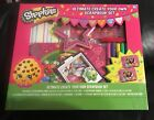 Shopkins Ultimate Create Your Own Scrapbook Set New