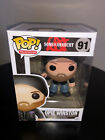 FUNKO POP SONS OF ANARCHY - OPIE WINSTON #91 9.5 10? GEM! NEW FREE S H!