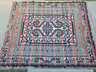 Antique early 1800's* Wool woven coverlet* 84