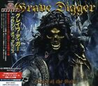 GRAVE DIGGER Clash Of The Gods + 2 JAPAN 2CD Running Wild Zillion Hawaii Domain