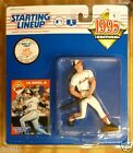 Baltimore Orioles Cal Ripken Jr 1995 Kenner Starting Lineup Figure SLU w/ Card
