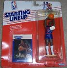 1988 ROOKIE SLU STARTING LINEUP ISIAH THOMAS DETROIT PISTONS NBA BASKETBALL NIP