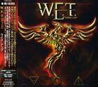 W.E.T. Rise Up + 1 JAPAN CD Work Of Art Eclipse Talisman Yngwie J. Malmsteen