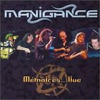MANIGANCE Memoires... Live + 2 JAPAN CD Killers Arsenic Blind Panther Mistreated