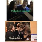 Guillermo Del Toro Signed Hellboy Shape Of Water Autograph Auto Proof PSA COA