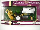 Walker MOWER Die Cast Model MTGHS Replica Toy Front Cut with Hopper NIB
