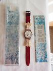 SWATCH UHR * GZ 114 PACK LIMITED 7500 Stk. * 1989 * CHRISTMAS SPECIAL MOZART OVP