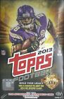 2013 Topps Factory Sealed Football Hobby Box Le'Veon Bell RC ??