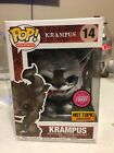 Funko Pop Holidays Krampus Hot Topic Exclusive Flocked Chase # 14