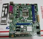Intel DH61CR LGA 1155 Socket H2 Motherboard I O Plate Tested BIOS UPDATED USA