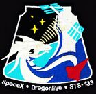 DragonEye SPACEX STS 133 SATELLITE Launch AN EXCELLENT QUALITY REPRO PATCH