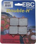 EBC Double-H Sintered Brake Pads BMW S1000R/RR Front FA604/4HH