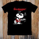 Snoopy iggy Pop and The Stooges Unisex T Shirt