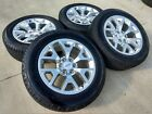 18 Chevy Silverado Tahoe 2019 GMC OEM wheels rims tires 2018 NEW 6x139 6x55