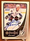 STEVEN STAMKOS 2011 OPee-Chee Autograph OPC Buyback Retro Auto 18 25 Hard-Signed
