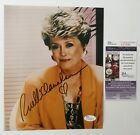 Rue McClanahan Signed Autographed 8x10 Photo JSA Certified Golden Girls