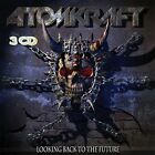 Atomkraft Looking Back To The.. Looking Back To The.. 3 CD album NEW sealed