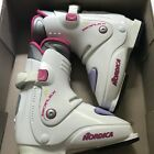 IN BOX Vintage Nordica Womens Ski Boots Pink BioFlex Lateral Power 24