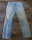 80s Vintage LEVIS 501xx 501 Hige Fade Denim Jeans Pants 34 x 33 Made In USA