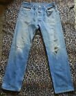 70s 80s Vintage LEVIS 501xx Hige Fade Jeans Pants 34 x 32 Made In USA 501