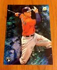 GEORGE SPRINGER 2014 Bowman Sterling BLUE ATOMIC ROOKIE INSERT SP 5 - Boxtopper
