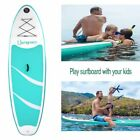 Homgrace 118 Stand Up Paddle Board Thicken Durable Surfboard Play with Kids EK