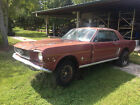1966 Ford Mustang Project Car, below $2300 dollars
