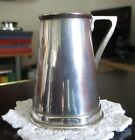 Vintage Small Jug was sillver pated