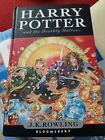 Harry Potter And The Deathly Hollow Hardback New First Edition